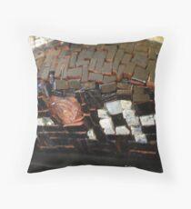 mosaics Throw Pillow
