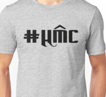 HMC (murk) tee (black) Unisex T-Shirt
