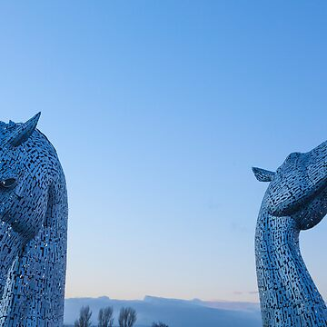 The Kelpies by Tommydickson