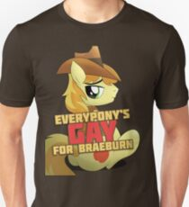 Gay for Braeburn Shirt (My Little Pony: Friendship is Magic) T-Shirt