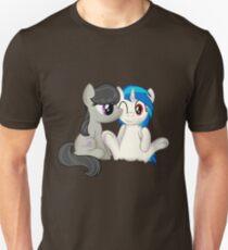 Vinyl Scratch and Octavia OTP Shirt (My Little Pony: Friendship is Magic) T-Shirt