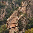 Daedunsan Provincial Park, South Korea by Geoffrey Higges