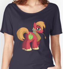 Big Macintosh (My Little Pony: Friendship is Magic) Women's Relaxed Fit T-Shirt