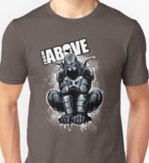 From Above Comic Book T-Shirt