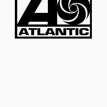 Atlantic Records by Jenn84x