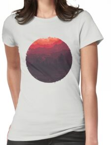Chimney Womens Fitted T-Shirt