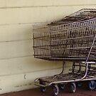 Kojima's Carts by Barbara Morrison