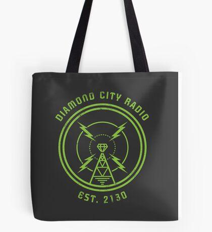 DIAMOND CITY RADIO Tote Bag