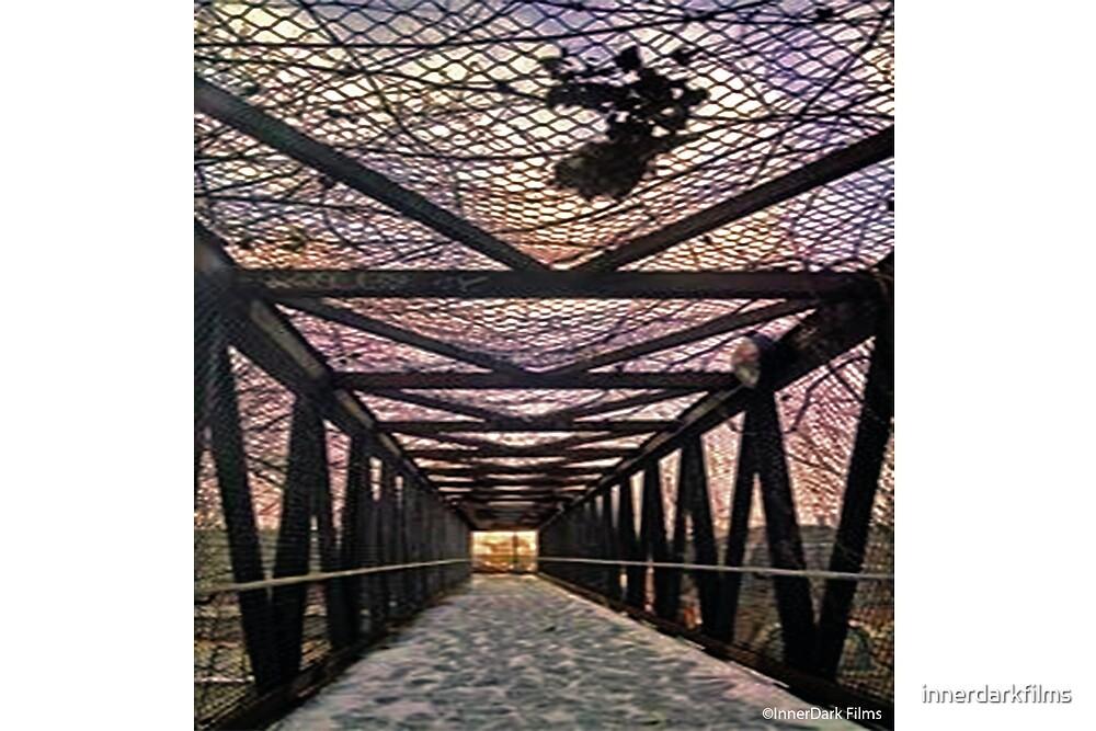 Urban bridge by innerdarkfilms