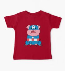 Captain Ameripig Waddles Kids Clothes