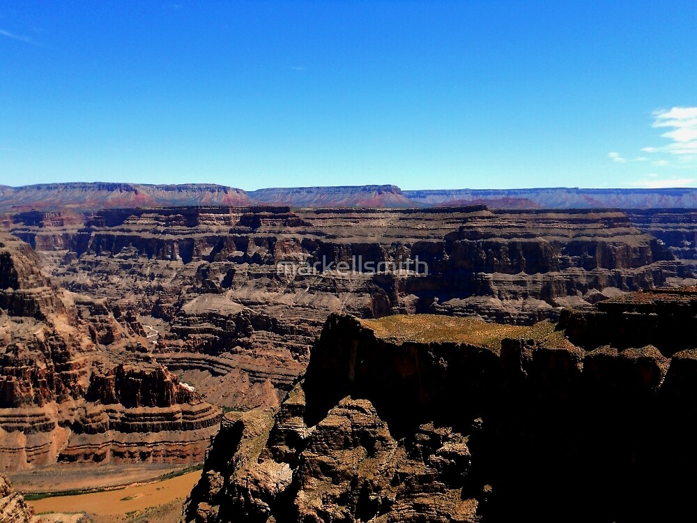 The Grand Canyon  by markellsmith