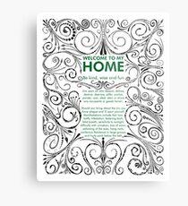 Home Jinx Metal Print