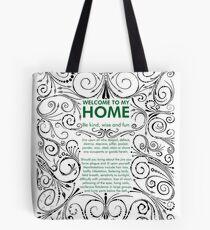 Home Jinx Tote Bag
