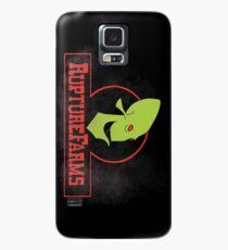 Rupture farms logo Case/Skin for Samsung Galaxy