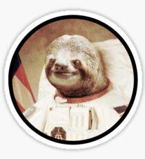 Space Sloth! Sticker