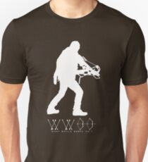 What Would Daryl Do ? white print T-Shirt