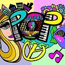Super-Surreal POP ART: Part VII by PESCORAN