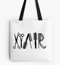 Hair VRS2 Tote Bag