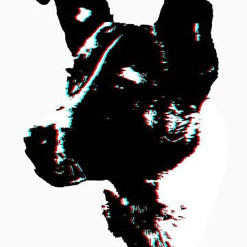 Laika 3D by kwinz