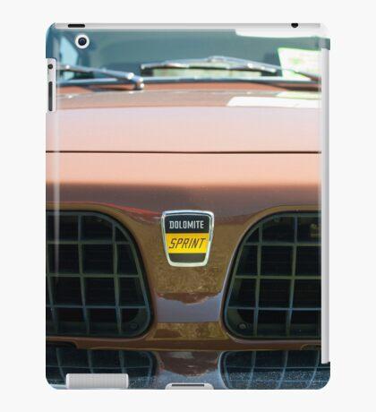 Triumph Dolomite Sprint iPad Case/Skin
