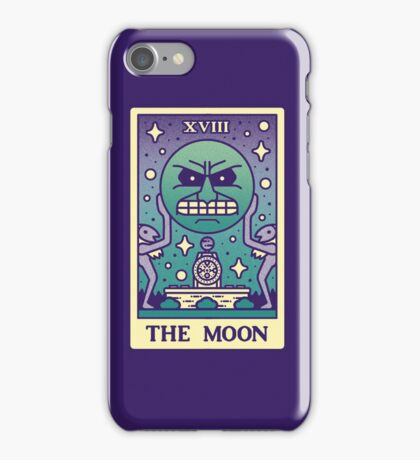 MAJORAS TAROT iPhone Case/Skin