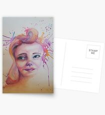 Lost in Thought Postcards