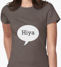 Hiya! Womens Fitted T-Shirt
