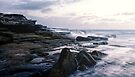 Maroubra Rock Ledges by yolanda