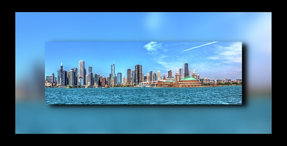 Chicago by DanStonePhoto