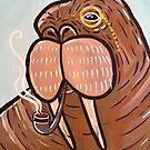 Sophisticated Walrus by Stolensouljess