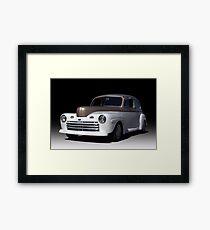 1946 Ford Sedan Street Rod Framed Print