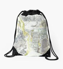 Fountain of Youth Drawstring Bag