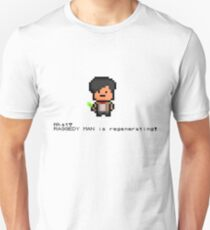 What? Raggedy Man is regenerating! T-Shirt