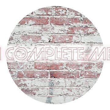 I Complete Me by misfitkismet