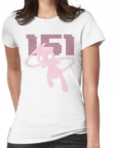 Pokemon - 151 Womens Fitted T-Shirt
