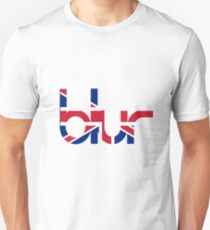 Blur - British Flag T-Shirt