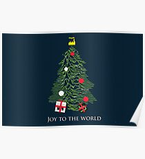 Joy to the World (Joy division) Poster