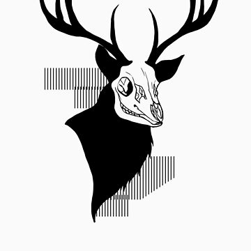 Stag by leviathan-i