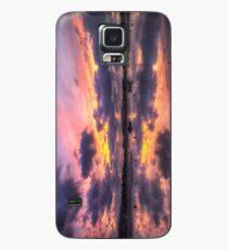 Purple Bembridge Case/Skin for Samsung Galaxy