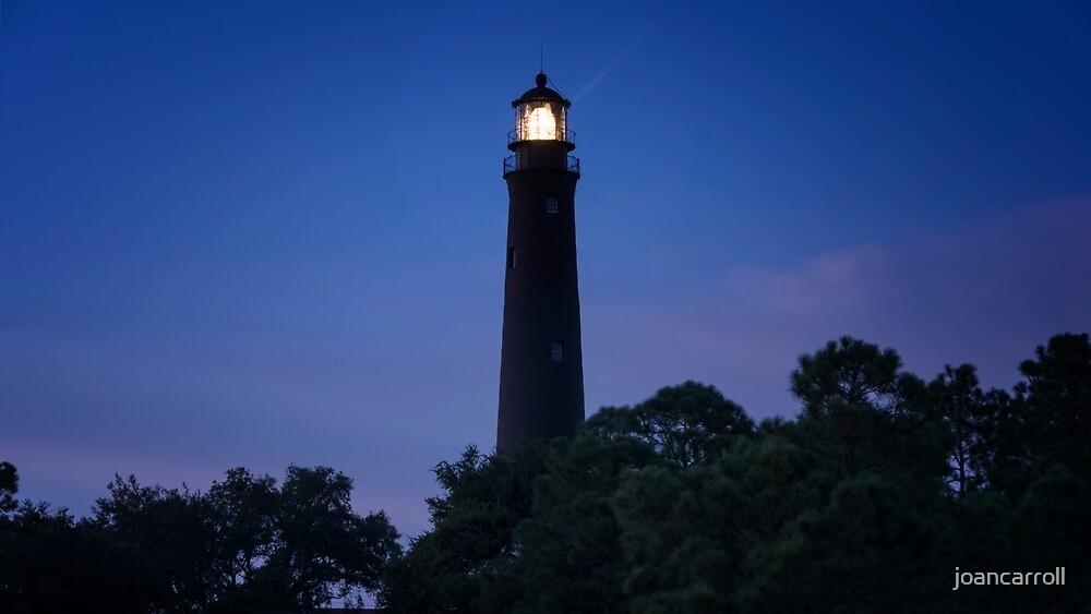 Brilliant Pensacola Lighthouse by joancarroll