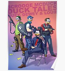 DuckTales Badass Poster