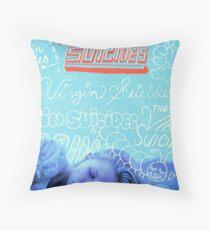 the Virgin Suicides (Sofia Coppola, 1999) Throw Pillow