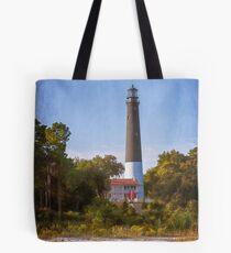 Pensacola Lighthouse Afternoon Tote Bag