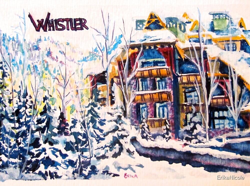 Whistler by ErikaNicole