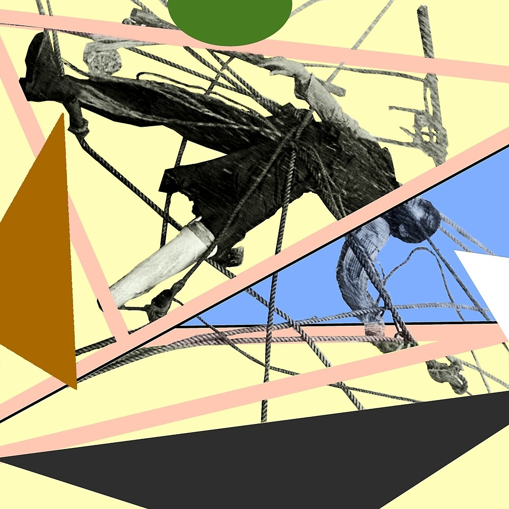 Ahab Hung Up in Geometry by AFKnott