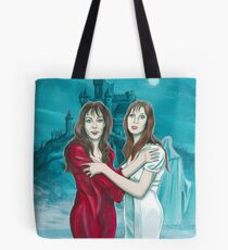 The Vampire Lovers Tote Bag
