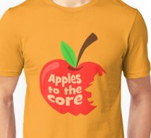 Apples to the core: Applejack Unisex T-Shirt