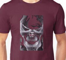 Alien Skull X-ray Unisex T-Shirt