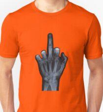 The Middle Finger Unisex T-Shirt