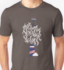 Don't Shave for Sherlock T-Shirt
